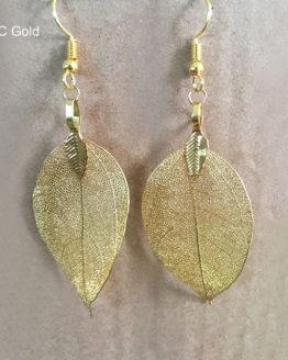 Bohemian Long Earrings KC Gold