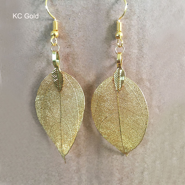 Bohemian Long Earrings KC Gold