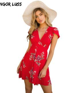 Mini Dress Boho
