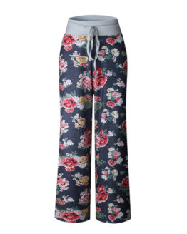 Baggy Flare Pants Color 2.