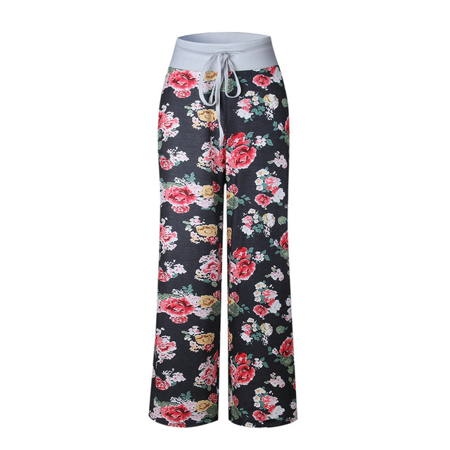Baggy Flare Pants Color 1