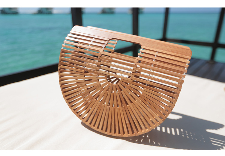 Bamboo Beach Totes Purse