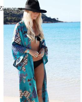 Long Kimono Shirt