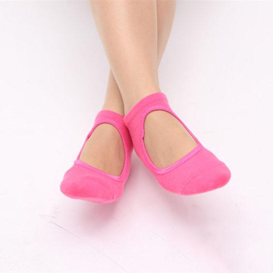 Non Slip Dance Pilates Socks Professional Fitness