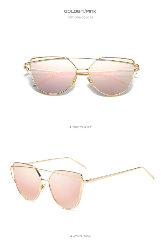 Golden/Pink