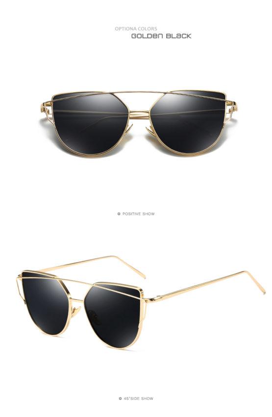 Golden/Black