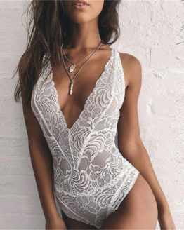 Leotard Body One Piece