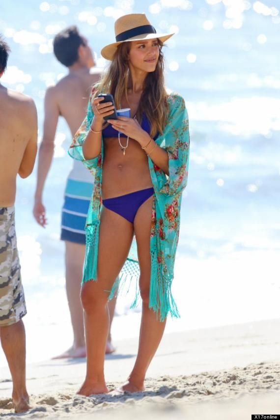 Beach Cover Up Boho Tunic Kimono