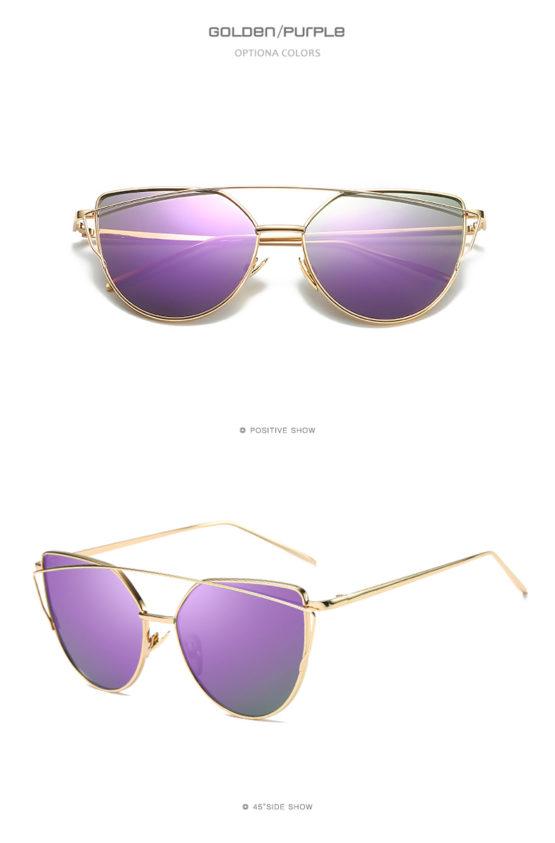 Golden/Purple