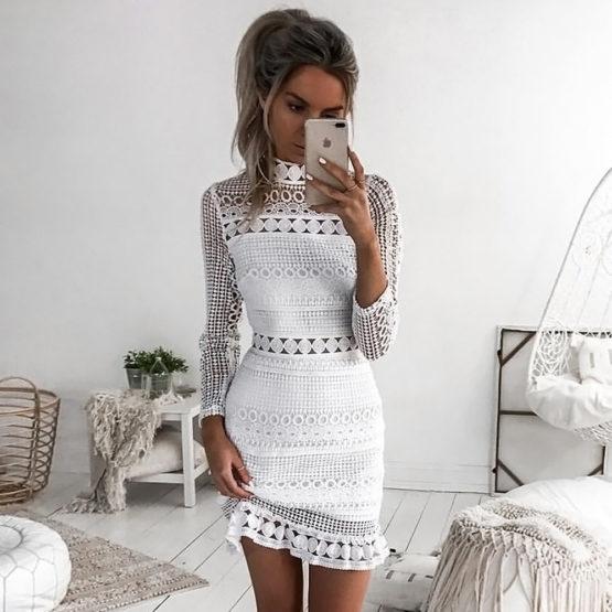 Casual Beach Short Dress