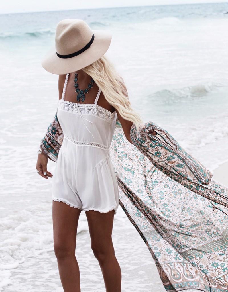 Kimono Beach Cover