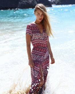 Maxi Boho Dress