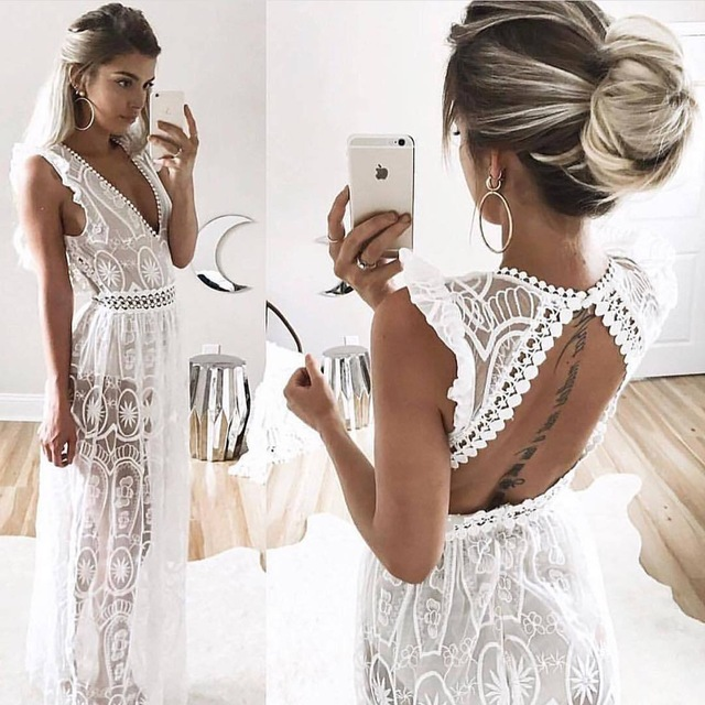 Party Long Dress