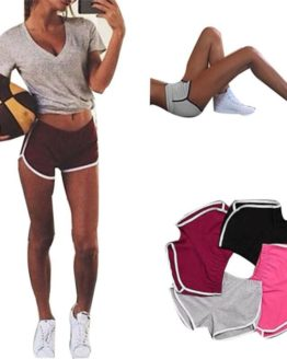 Workout Waistband Skinny Short