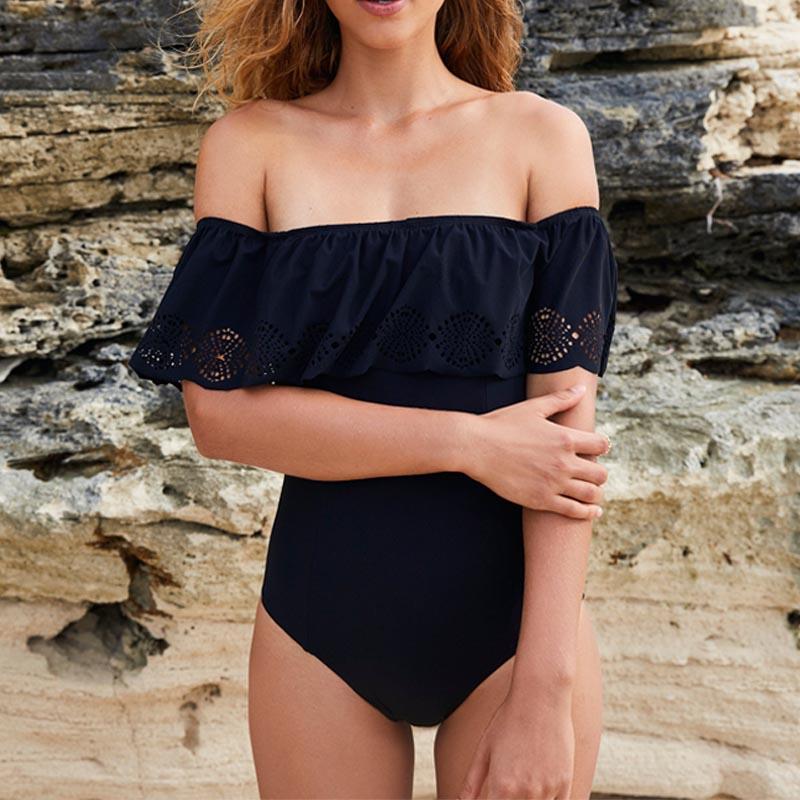 One Piece Swimsuit Monokini